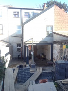 Week 4 - (April 2015) The new space becomes real